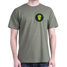 Golden Acorn T-Shirt