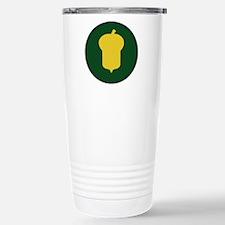 Golden Acorn Travel Mug