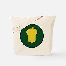Golden Acorn Tote Bag