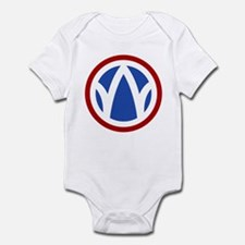 The Rolling W Infant Bodysuit