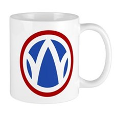 The Rolling W Mug