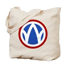 The Rolling W Tote Bag