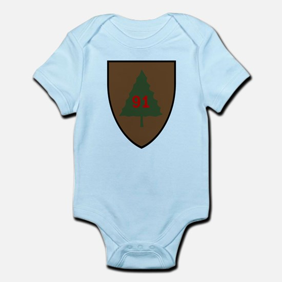 Pine Tree Infant Bodysuit