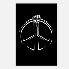 Peace Power Postcards (Package of 8)