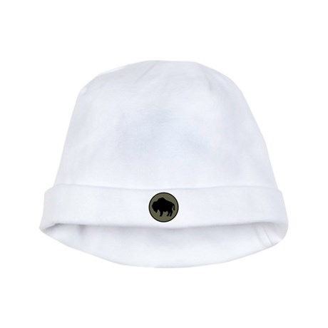 Buffalo Soldiers baby hat