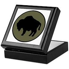 Buffalo Soldiers Keepsake Box