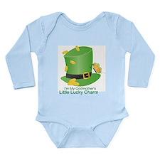 St. Patricks Day Lucky Charm/ Long Sleeve Infant B
