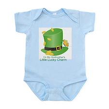 St. Patricks Day Lucky Charm/ Infant Bodysuit