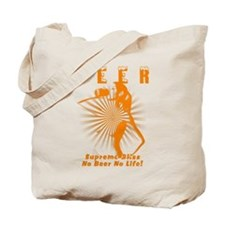 Love Beer Tote Bag