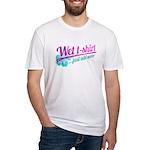 Wet t-shirt Fitted T-Shirt