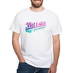 Wet t-shirt White T-Shirt