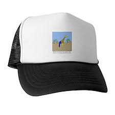 Giraffe Jeans Trucker Hat