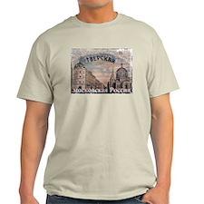 Cute Russia beer T-Shirt