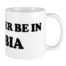 Rather be in Serbia Mug