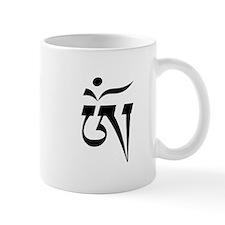 Aum in Tibetan Script Mug