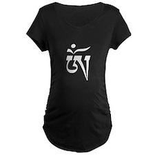 Aum in Tibetan Script T-Shirt