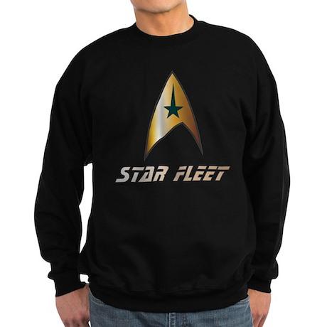 Star Fleet Sweatshirt (dark)