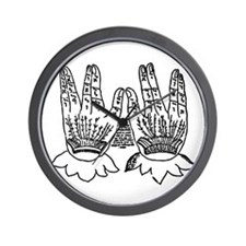 Priestly Blessing - Wall Clock