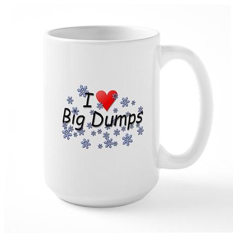 big dumps-1 copy Mugs