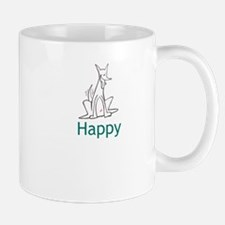 Happy Dog/Red Rocket Mug