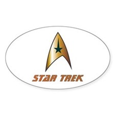 Star Trek Decal