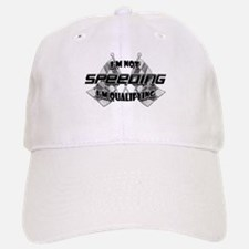 I'm Not Speeding Baseball Baseball Cap