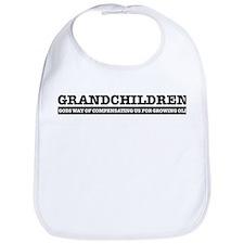 Grandchildren Bib