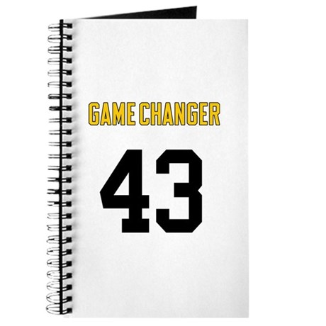 Game Changer 43 Journal