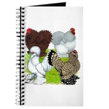 Feather-legged Bantams Journal