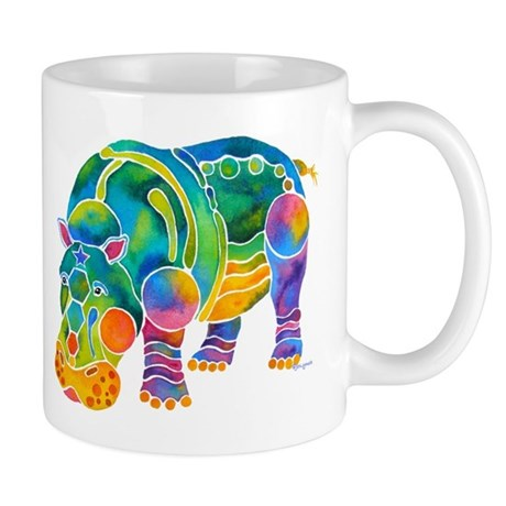 Best HIPPO in Many Colors Mug