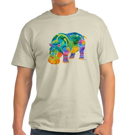 Best HIPPO in Many Colors Light T-Shirt