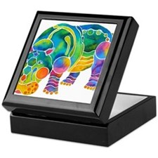 Best HIPPO in Many Colors Keepsake Box