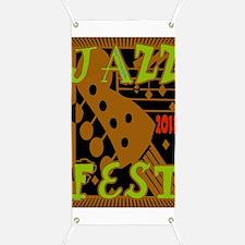 Jazz Fest 2011 Banner