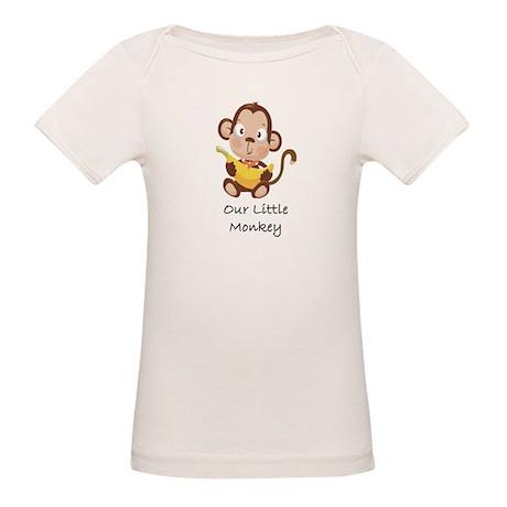 Organic Baby Monkey T-Shirt