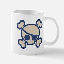 Billy Roger -Blue Mug