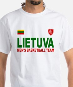 Lietuva Men's Basketball Shirt