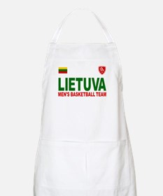 Lietuva Men's Basketball Apron
