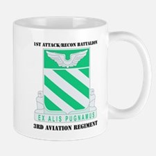 DUI - 1st Attack/Recon Bn- 3rd Aviation Regt with