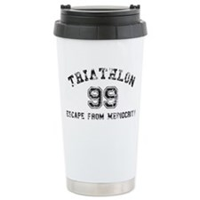 Triathlon Series 3.0 Travel Coffee Mug