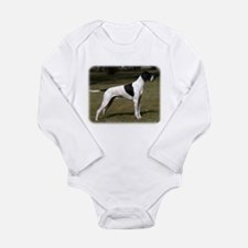 Pointer 9Y407D-009 Long Sleeve Infant Bodysuit