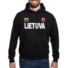 Lietuva Olympic Style Hoodie