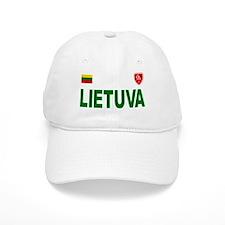 Lietuva Olympic Style Baseball Cap