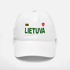 Lietuva Olympic Style Baseball Baseball Cap