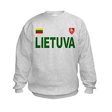Lietuva Olympic Style Sweatshirt