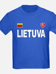Lietuva Olympic Style T