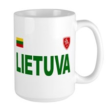 Lietuva Olympic Style Mug