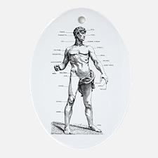 Gil Warzecha - Ornament (Oval)