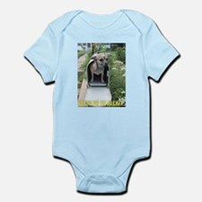 Waiting for the Mailman Infant Bodysuit