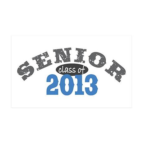 Senior Class of 2013 38.5 x 24.5 Wall Peel