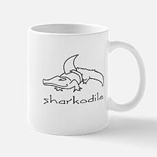 Sharkodile Mug